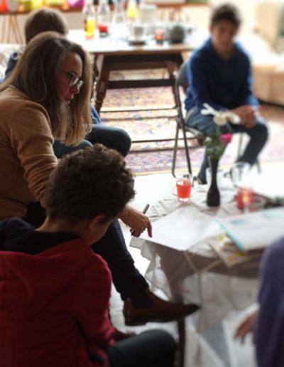 Atelier lecteurs